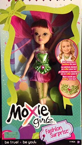 Moxie Girlz Party Favor Doll - Ida