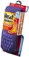 Heat Holders Ladies Slipper Heat Holders Lavendar US Shoe