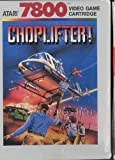 Choplifter! Atari 7800 Video Game Cartridge