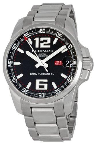 Chopard Men's 158997-3001 Mille Miglia GT XL Black Dial Watch