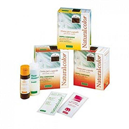 Specchiasol Linea Homocrin Naturalcolor Tinte per Capelli Colore 7/3 Biondo Dor