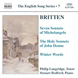 English Song Series Vol.7
