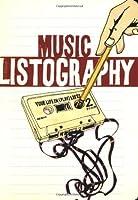 Music Listography Journal