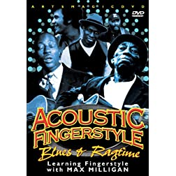 Acoustic Fingerstyle: Blues &amp; Ragtime
