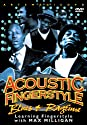 Acoustic Fingerstyle: Blues & Ragtime [DVD]