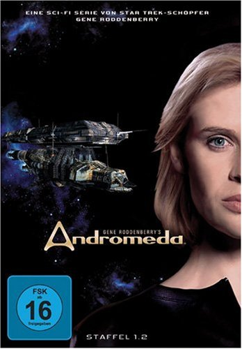 Andromeda - Season 1.2 [3 DVDs]