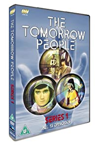 The Tomorrow People - Series 1 Box Set [DVD] [1973]