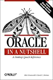 img - for Oracle in a Nutshell book / textbook / text book