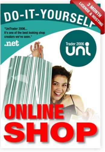 UniTrader 2006 (Incl. 3 Month Hosting) (PC)