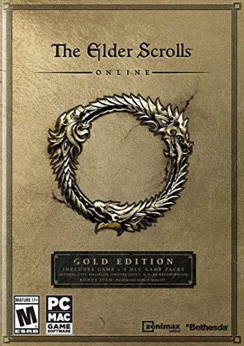 The Elder Scrolls Online: Gold Edition - PC (The Elder Scrolls Online compare prices)