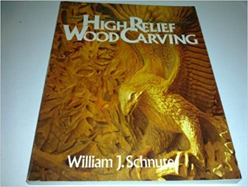 High Relief High Relief Wood Carving