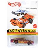Hot Wheels Flying Customs DieCast Collectable - '86 Ford Thunderbird Pro Stock