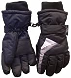 Nice Caps Boys Thinsulate Waterproof Ski Glove