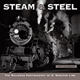 Steam & Steel 2011 Wall Calendar (Calendar)