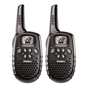 Uniden GMR1235-2 12-Mile 22-Channel FRS/GMRS Two-Way Radio (Pair)