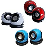 QUANTUM QHM620 USB SPEAKER Multimedia Speakers (Color May Vary) - B06XBYHW2P
