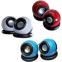 QUANTUM QHM620 USB SPEAKER Multimedia Speakers (Color May Vary) - B06XBW76HW