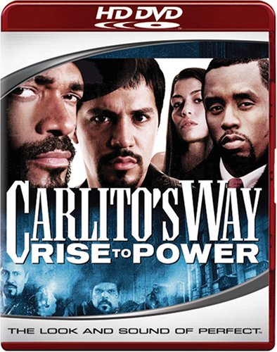 Cover art for  Carlito&#039;s Way: Rise To Power [HD DVD]