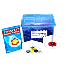 Reflect-It Hinged Mirror Classroom Basics Kit, Grades 4-12