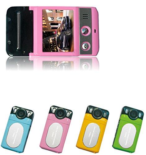 E-PLG-HD-Digital-Video-Camera-Students-Camcorder-Digital-Camera-Handheld-Sized-Digital-Camcorder-Indoor-Outdoor-for-Seniors-Teens-Unisex-Children-Kids-Yellow