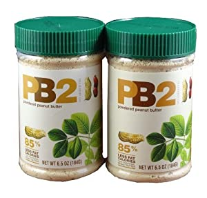 PB2 Powdered Peanut Butter, 2 x 6.5-oz (Pack of 3)