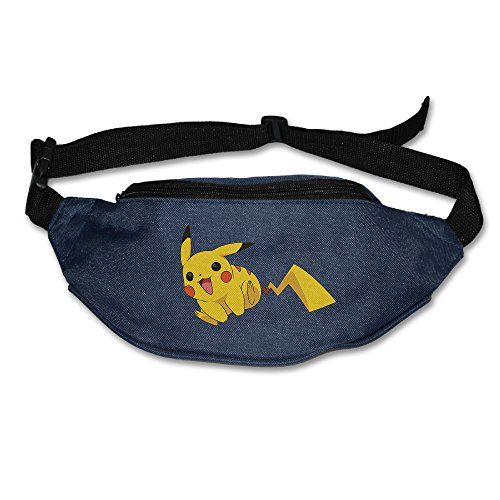 XJBD Men's&Women's Waist Pack Magic Cartoon Outdoor Sweatproof Fanny Pack Navy (Gameboy Advance Ipod 5 Case compare prices)