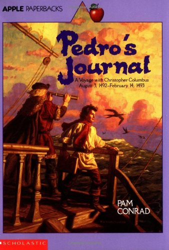 Pedro's Journal: A Voyage with Christopher Columbus,...