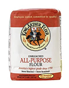 Amazon.com : King Arthur Flour - All Purpose Unbleached, 5