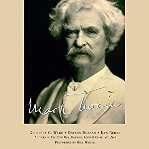 Mark Twain Audiobook