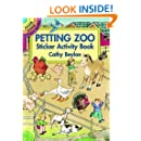 Dover Petting Zoo Sticker Activity Book (Dover Little Activity Books Stickers)