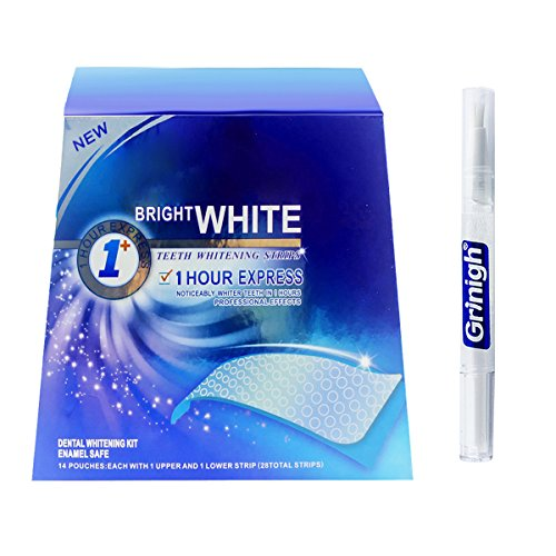 grinighr-clinic-teeth-whitening-strips-kit-included-effect-keeper-whitening-pen-mint-flavor-non-pero