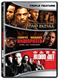 Paid in Full / Undisputed / Blood Out [DVD] [Region 1] [US Import] [NTSC]