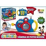 IMC Toys - 180482 - Jeu Electronique - Appareil Photo - Mickey