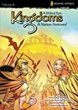 A Nation Restored (Kingdoms: A Biblical Epic, Vol. 8)