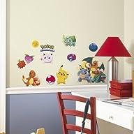 RoomMates RMK2535SCS Pokemon Iconic P…