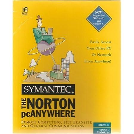 Symantec PC Anywhere Host V2.0 for Windows/95 (3.5