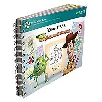 LeapFrog LeapReader Read and Write Activity Book, Disney/Pixar Write it!