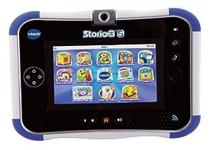 Vtech - 158815 - Jeu Électronique - Tablette tactile Storio 3S Wifi bleue + Power Pack
