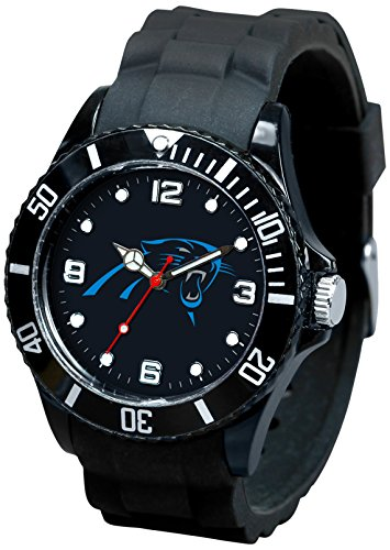 Nfl Carolina Panthers Spirit Watch, Black