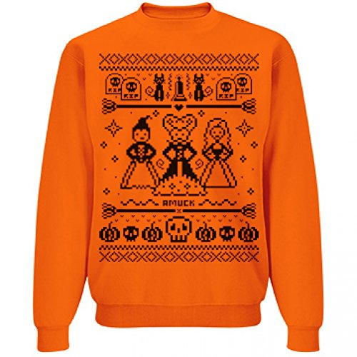 90s Kid Halloween Sweater: Unisex