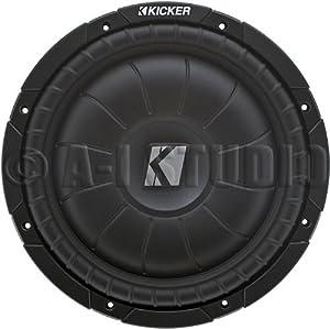 "Kicker 8"" CompVT Car Subwoofer 4 OHM 10CVT84"