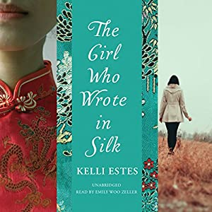 The Girl Who Wrote in Silk Audiobook