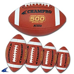 Buy Champro Composite Cover 500 Football *CASE of 12* by Champro