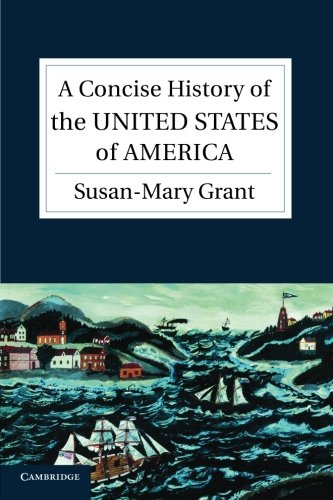 A Concise History of the United States of America (Cambridge Concise Histories) (Cambridge United compare prices)
