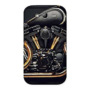 Gorgeous Awesome Cruise Engine Back Case Cover for Galaxy Grand
