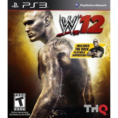 Exclusive WWE' 12 PS3 By THQ