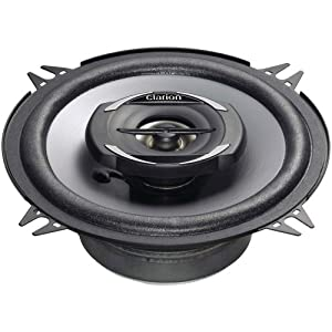 Clarion Mobile Electronics SRG1322R 5 1/4-Inch Coaxial Speaker System (Discontinued by Manufacturer) (Discontinued by Manufacturer)