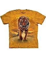 The Mountain Rising Sun Tiger