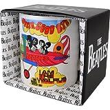 Half Moon Bay Mug The Beatles, Hello Goodbye Single Coffret cadeau