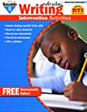 Everyday Intervention Activities for Writing Grade 5 Book